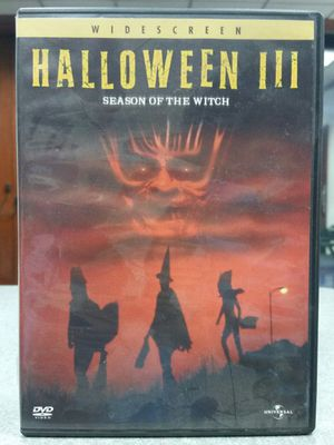 Halloween III Season of The Witch 1982 DVD Movie for Sale in Los Angeles, CA