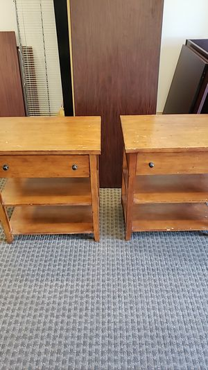 Matching end tables for Sale in Alameda, CA