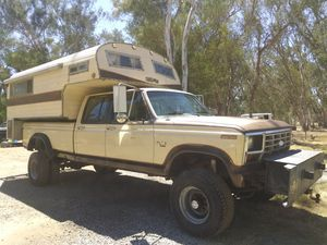 The ultimate camping machine for Sale in Winchester, CA