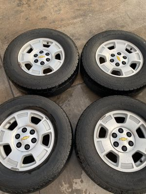 chevy rims for Sale in Fort Worth, TX