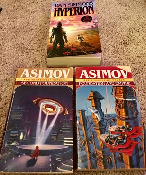 Science Fiction Books for Sale in Durham, NC