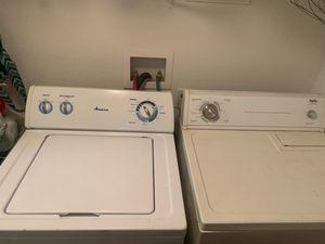 Washing Machine and Gas Dryer for Sale in Orlando, FL