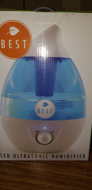 Humidifier new in box! for Sale in Phoenix, AZ