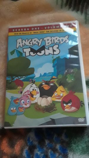 AngryBirds DVD [LOCAL PICKUP ONLY] for Sale in Fairfax, VA