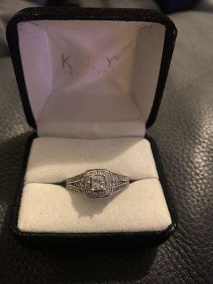 Princess Cut Diamond Engagement Ring for Sale in Milton, DE