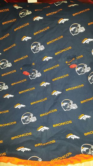 Broncos car seat cover for Sale in West Valley City, UT