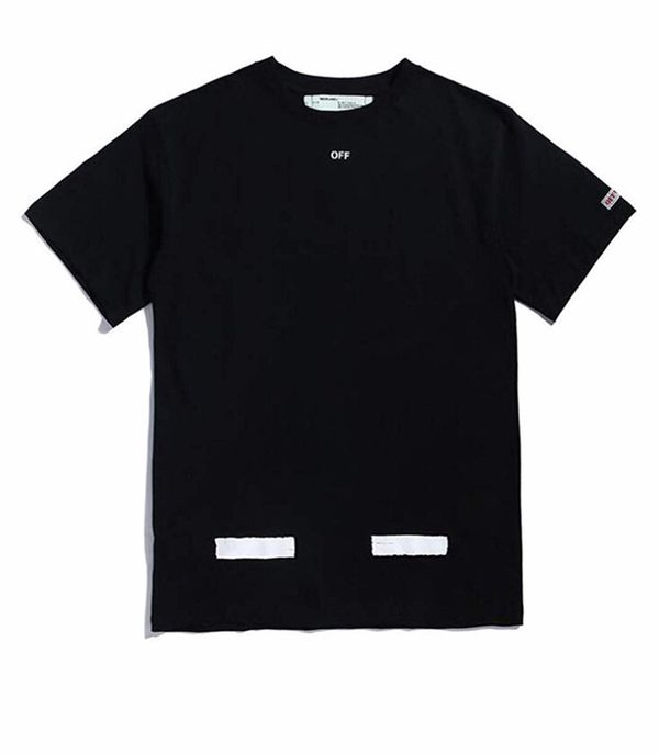 Off white t-shirt. Deadstock