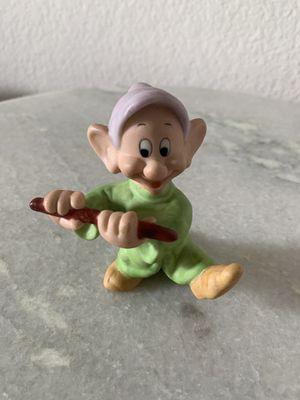 Disney Snow White Dopey Figurine for Sale in Denver, CO