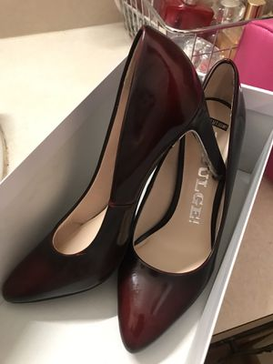 Black & Red tint heels for Sale in Fayetteville, NC