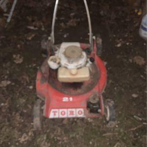 Rare 1968 Toro Whirlwind Push mower for Sale in Smyrna, TN