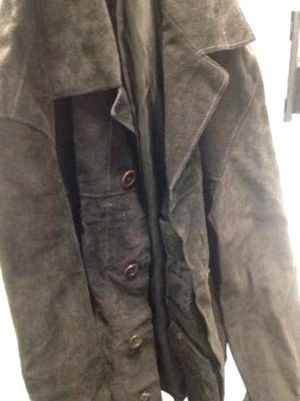 Leather motorcycle jacket for Sale in Tyler, AL