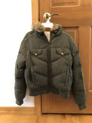 Girls reversible winter coat - Size M for Sale in Appleton, WI