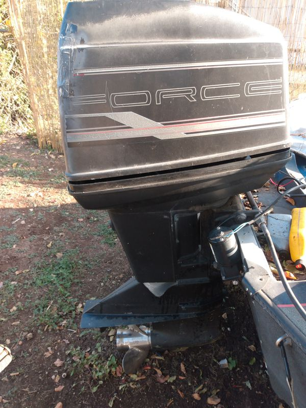 150 Outboard motor for parts only