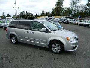 2012 Dodge Grand Caravan for Sale in Lynnwood, WA