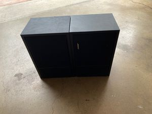 BOSE speakers 201 series lll-1UM230520Great condition for Sale in Santa Ana, CA