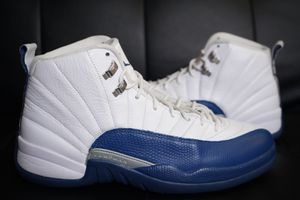 Nike Air Jordan 12 French Blue Size 11 for Sale in Chicago, IL