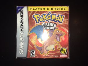 Pokémon Fire Red & Leaf Green for Sale in Tucson, AZ