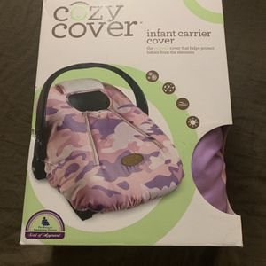 Infant Carrier Cover for Sale in Granite City, IL