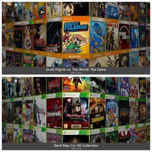 Custom Mod Xbox 360 MAME XBLA Nintendo Sega Gameboy for Sale in Murrieta, CA