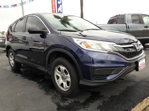 2015 HONDA CRV. BAD CREDIT OK. $500 DOWN YOU DRIVE TODAY. $500 ENGANCHE Y MANEJAS HOY. for Sale in Lincoln Acres, CA