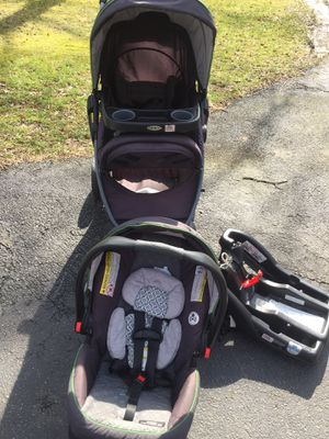 GRACO connect travel system car seat for Sale in Woodbridge, VA