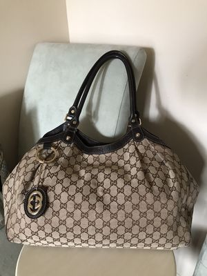 Authentic Gucci Sukey tote bag for Sale in Fairfax, VA