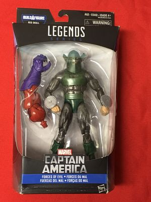 Marvel Legends: Forces of Evil Whirlwind Action Figure for Sale in Washington, DC
