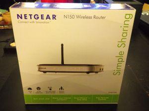 NETGEAR WIFI ROUTER. for Sale in Lakeland, FL