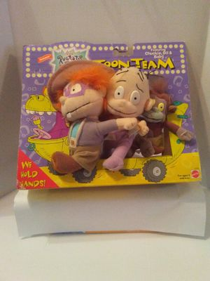 NIB Rugrats Toon Team Plush Movie Dolls for Sale in Grove City, OH