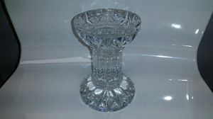 WATERFORD CRYSTAL BETH ANY PILLAR CANDLE HOLDER for Sale in San Antonio, TX