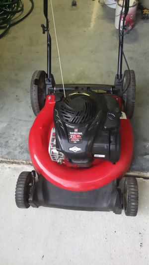 Lawn mower starts right up for Sale in Tampa, FL