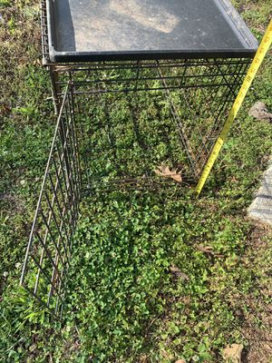 Large Metal Crate Cage Dog Pet for Sale in Norcross, GA