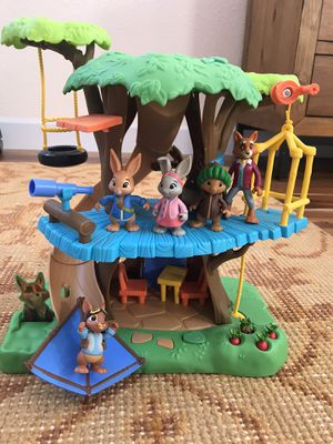 Peter rabbit treehouse nick Jr for Sale in San Diego, CA