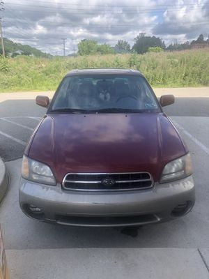 2002 Subaru Outback for Sale in Greensburg, PA