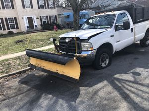 2005 Ford F-350 Super Duty for Sale in Landover, MD