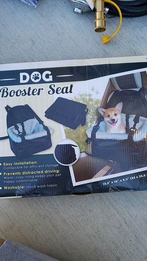 Dog Car Booster Seat for Sale in Ontario, CA