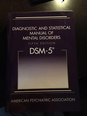 DSM 5 for Sale in Sacramento, CA