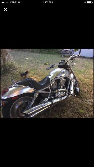 100th anniversary Harley Davidson v-rod edition motorcycle for Sale in San Antonio, TX