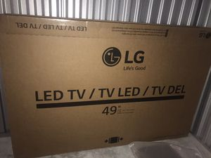 Lg flat screen for Sale in Baltimore, MD