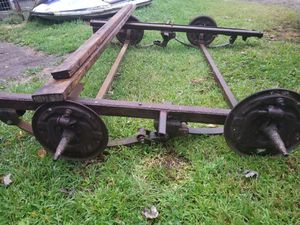 Double car hauler axles for Sale in Elyria, OH