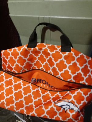 Bronco duffle bag 20$ for Sale in Denver, CO