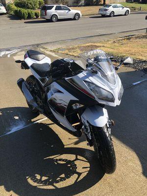Kawasaki ninja motorcycle for Sale in Olympia, WA