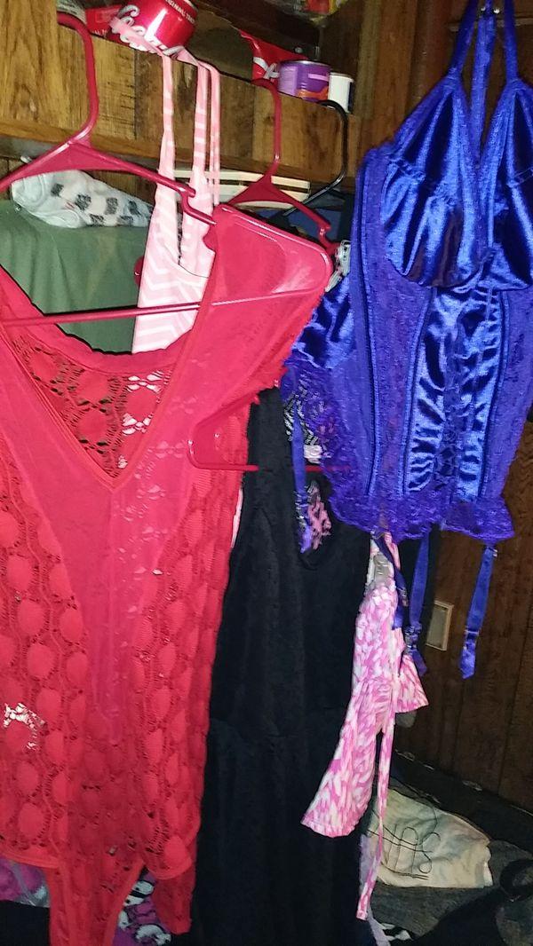 Womens lingerie / dresses