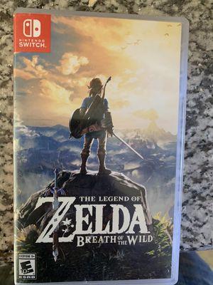 Zelda Botw for Sale in Peoria, AZ