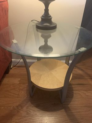 Two cocktail end tables for Sale in Washington, DC