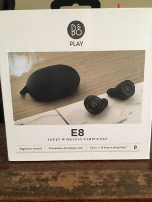 Bang & Olufsen Play E8 Truly Wireless Earbuds ( NEW SEALED) for Sale in Swansea, MA