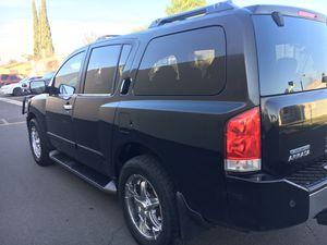 Armada 4x4 for Sale in Perris, CA