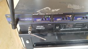 Vocopro 4mic systems receiver only for Sale in Phoenix, AZ