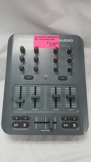 M-AUDIO XSession Pro DJ controller USB MIDI for Sale in Largo, FL