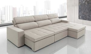 BRAND NEW // Tokyo Fabric Retractable and Reclining Sofa for Sale in Tamarac, FL